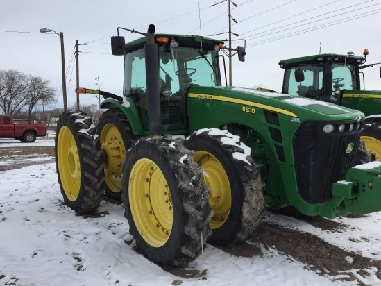 2008 John Deere 8530 Tractor For Sale