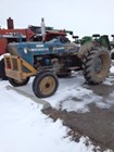 Tractor For Sale:  1968 Ford 2000 , 31 HP