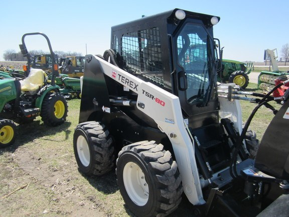 2012 Terex TSR 80 Skid Steer For Sale