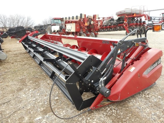 2008 Case IH 2010-25 Header-Auger/Rigid For Sale