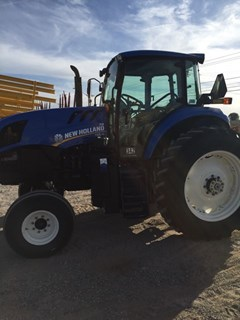 Tractor :  2015 New Holland TS6.140