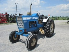Tractor For Sale:  1975 Ford 8600 , 110 HP