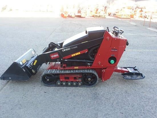 Toro TX525 Skid Steer-Track