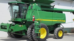 Combine For Sale 2001 John Deere 9750