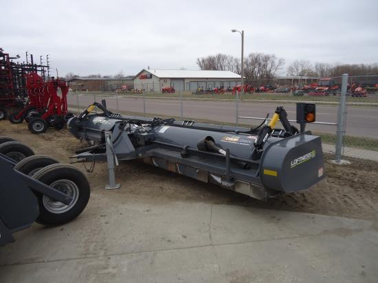 2013 Loftness 240 20' Flail Mower For Sale
