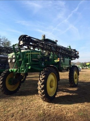 2014 John Deere 4830 Sprayer-Self Propelled For Sale