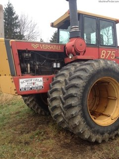 Tractor For Sale:  1982 Versatile 875 , 300 HP