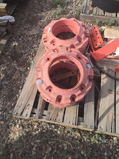 Weights For Sale:  Kubota L8066A
