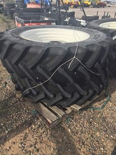 Wheels and Tires For Sale:  New Holland 18.4R42 R1