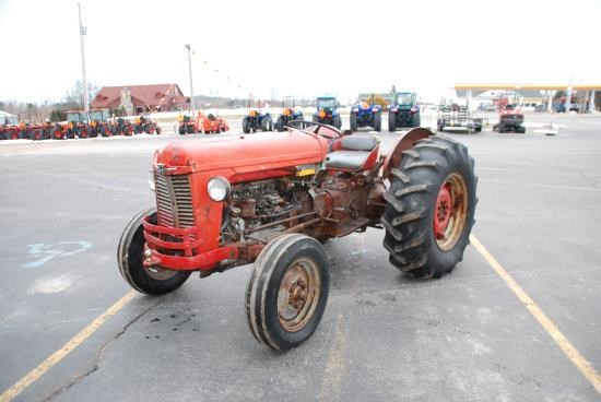 Massey Ferguson 35 Gas Tractor : Massey ferguson gas tractor for sale alanson