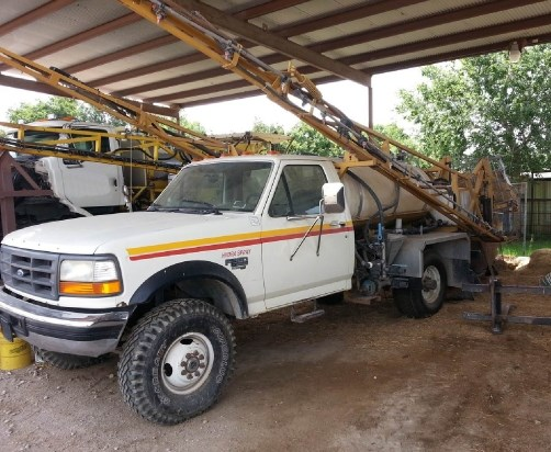 1996 Ford F-350 Sprayer-Self Propelled For Sale