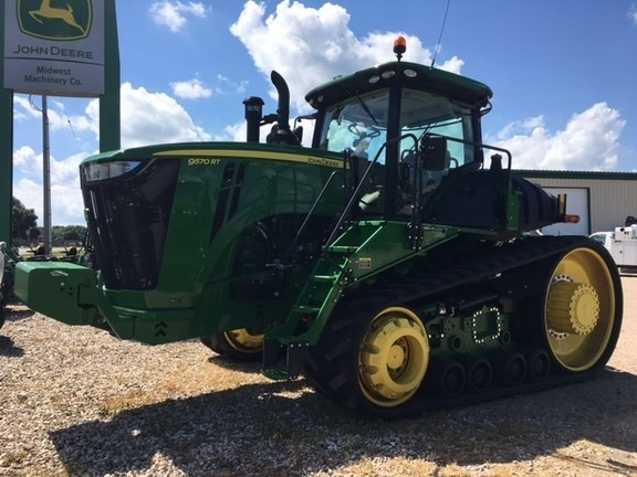 2015 John Deere 9570RT Tractor For Sale