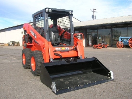 2016 Kubota SSV75 Skid Steer For Sale