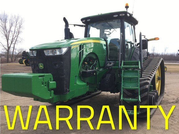 2015 John Deere 8345RT Tractor For Sale