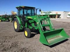 Tractor For Sale:  2008 John Deere 5525 , 75 HP