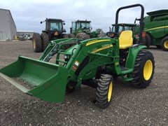 Tractor For Sale:  2010 John Deere 3320 , 32 HP