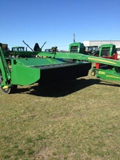 Mower Conditioner For Sale:  2011 John Deere 635