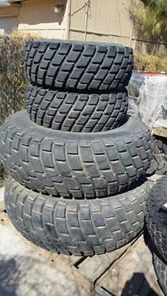Wheels and Tires For Sale:  Kubota 16.9-24