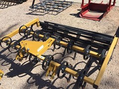 Hay Rake-Unitized V Wheel For Sale:  Gearmore AV2-6