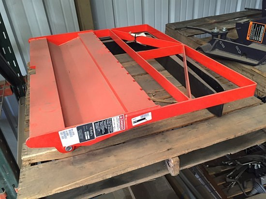 Kubota B1659 Pallet Fork For Sale