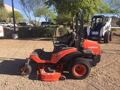 Riding Mower For Sale:  Kubota ZG332P-60