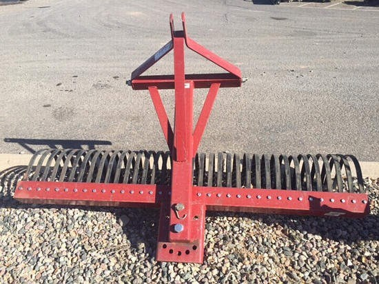 Howse SXLR6 Hay Rake-Unitized V Wheel For Sale