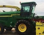 Forage Harvester-Self Propelled For Sale: 2005 John Deere 7400