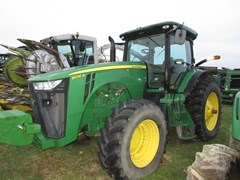 Tractor - Row Crop For Sale 2013 John Deere 8235R , 235 HP