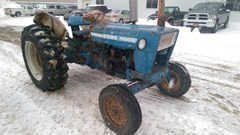 Tractor For Sale:  1968 Ford 4000 , 41 HP