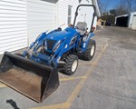 Tractor For Sale: 2005 New Holland TC24DA, 24 HP