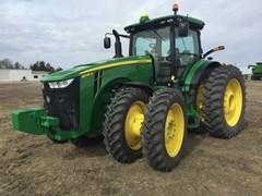 Tractor For Sale 2015 John Deere 8295R , 295 HP