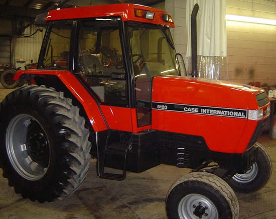 1990 Case IH 5120 Tractor For Sale