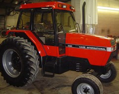 Tractor For Sale 1990 Case IH 5120 , 80 HP
