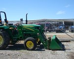Tractor For Sale: 2009 John Deere 5045B