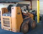 Skid Steer For Sale: 2008 Case 420