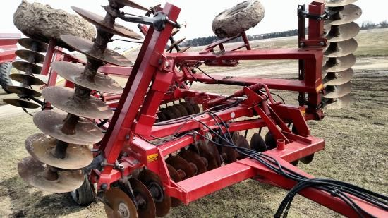 Case IH 3900 21' Disk Harrow For Sale