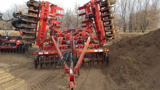 2004 Sunflower 4232-17 Plow-Chisel For Sale