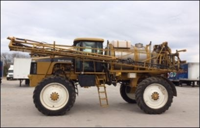 2009 RoGator 1286C Sprayer-Self Propelled For Sale