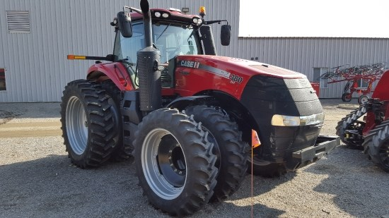 2015 Case IH 380 MAGCV Tractor For Sale