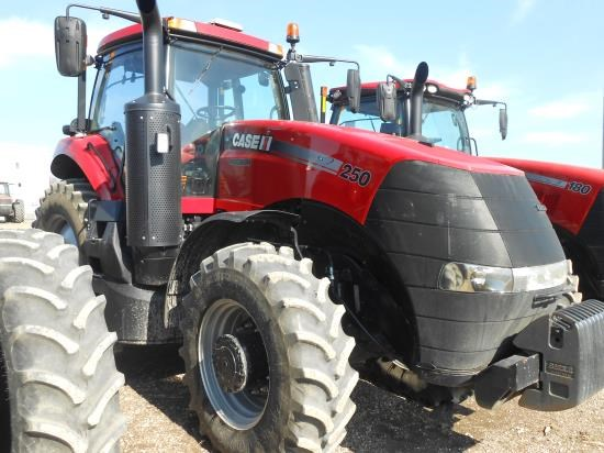 2014 Case IH 250 MAGPS Tractor For Sale