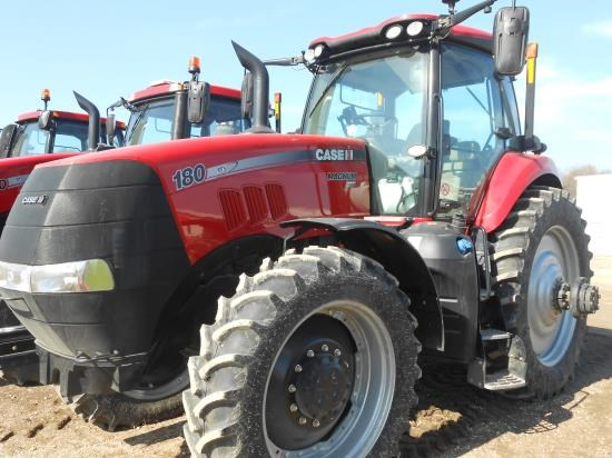 2015 Case IH 180 MAGPS Tractor For Sale