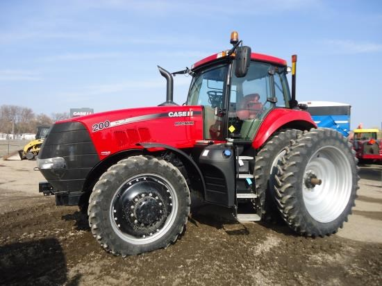 2014 Case IH 200 MAGPS Tractor For Sale