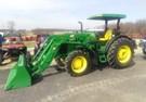 Tractor For Sale:  2013 John Deere 5100M , 100 HP