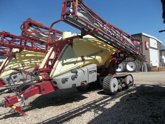 2009 Hardi 6600 Sprayer-Pull Type For Sale