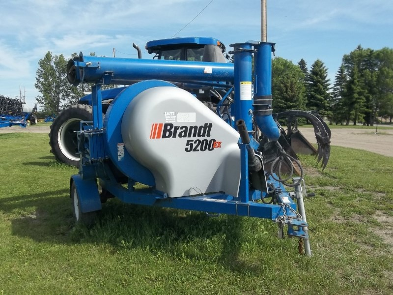 2012 Brandt 5200EX Grain Vac For Sale