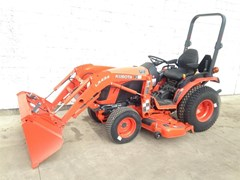 Tractor For Sale 2017 Kubota B2301HSD , 23 HP