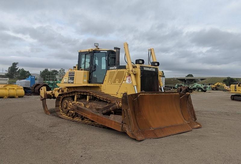 2012 Komatsu D155AX-7 Crawler Tractor For Sale