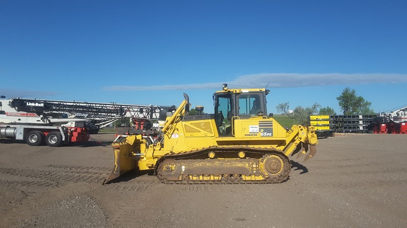 2013 Komatsu D65PX-17 Crawler Tractor For Sale