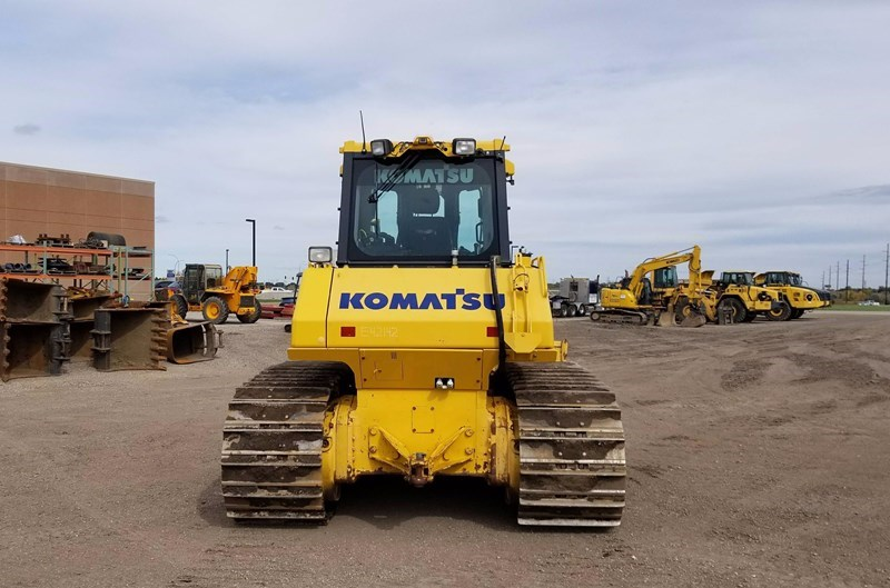 2014 Komatsu D65PX-17 Crawler Tractor For Sale