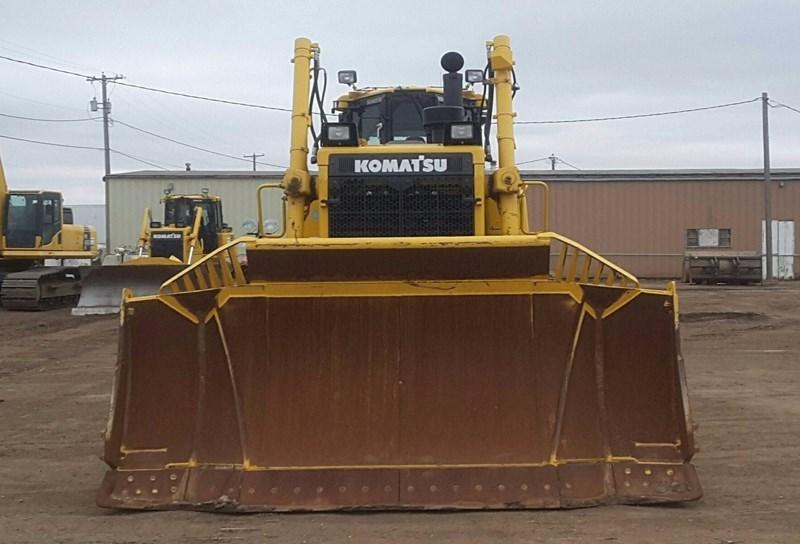 2015 Komatsu D155AXI-8 Crawler Tractor For Sale